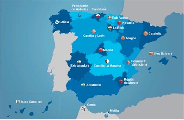 La Moncloa Organización Del Estado España Organización Del