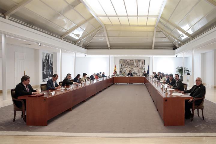 La Moncloa. resumenes [Consejo de Ministros/Resúmenes]