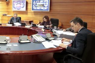 Reunión del Consejo de Ministros, presidido por Pedro Sánchez