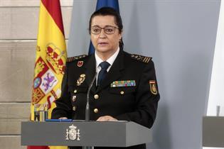 Comisaria principal de la Policía Nacional, Pilar Allué