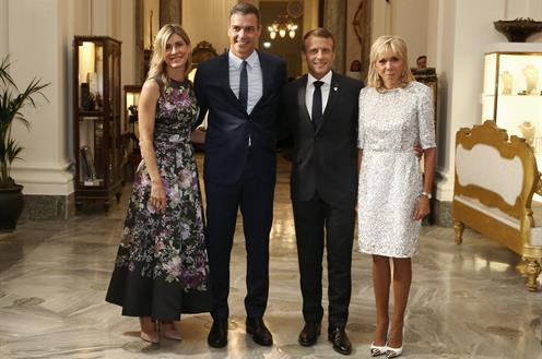 ¿Cuánto mide Emmanuel Macron? - Altura - Real height 250819-G7_3