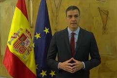 Pedro Sánchez hace un llamamiento a la reconciliación y la solidaridad en el aniversario del genocidio de Srebrenica
