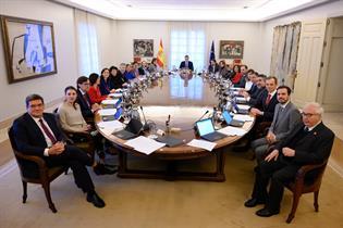 Consejo de Ministros de la XIV legislatura