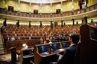 Sesión de control del gobierno en el Congreso de los Diputados