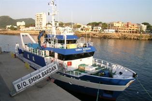 Buque oceanográfico Emma Bardán