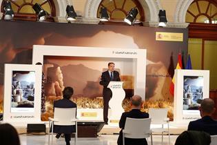 Presentación de la campaña