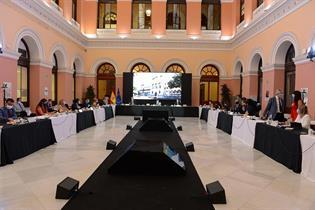 Reunión de la Conferencia Sectorial de Agricultura y Desarrollo