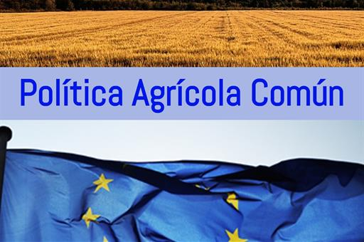 Cartel Política Agrícola Común (PAC)