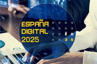 Cartel España Digital 2025