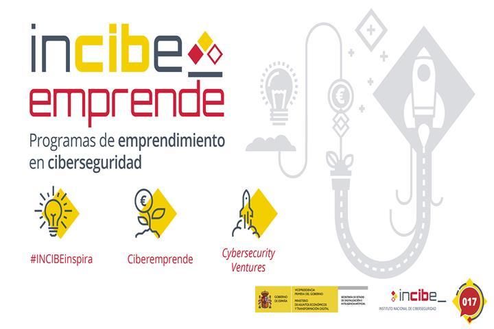 El gobierno lanza INCIBE Emprende, el nuevo programa para Emprendedores y Startups de ciberseguridad dotado con 191 millones de euros