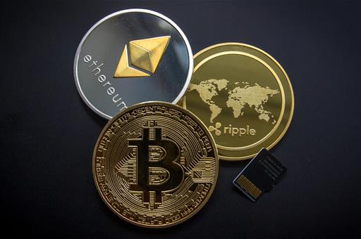 Criptomendas Ripple, Ethereum y Bitcoin