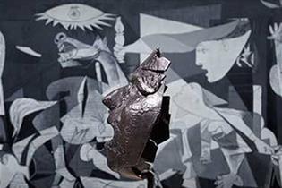 El Guernica de Picasso en el Museo Reina Sofía