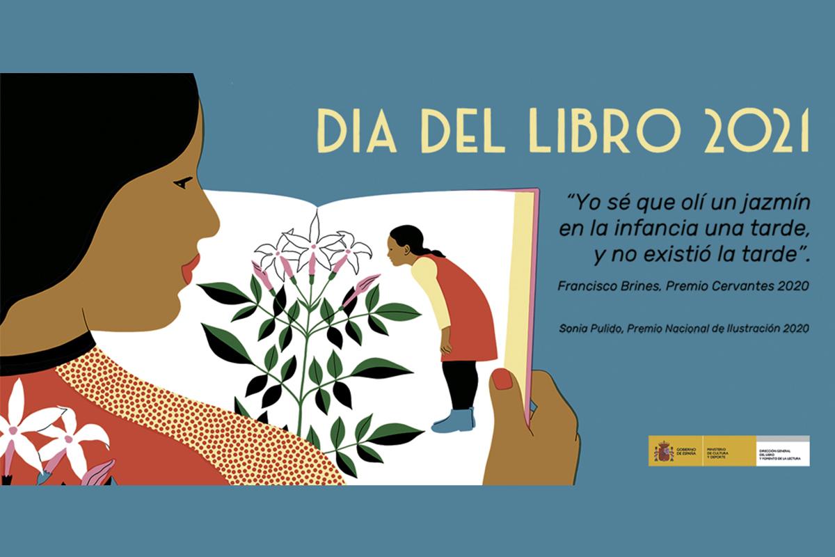 Día del Libro 2021 en España