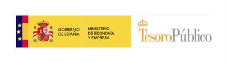 Logo Tesoro Público