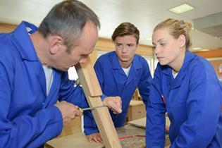 Estudiantes de formación profesional