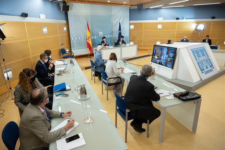 Reunión interministerial