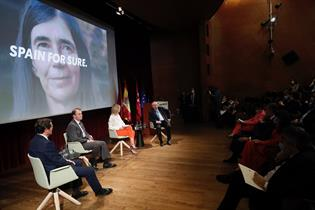 Presentación de Spain for sure en el Museo del Prado