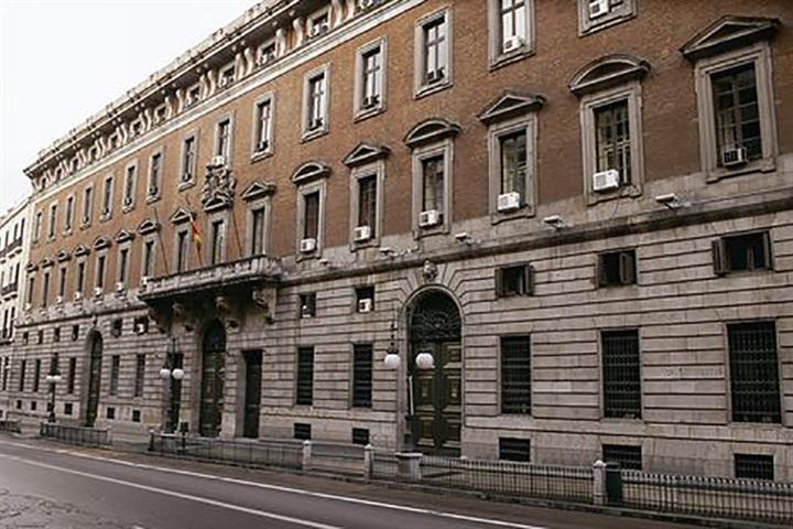 Sede del Ministerio de Hacienda