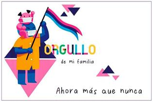 Cartel Orgullo LGTBI 2020