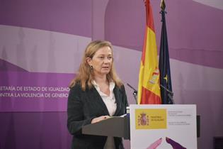 Comparecencia de la delegada del Gobierno Contra la Violencia de Género, Victoria Rosell