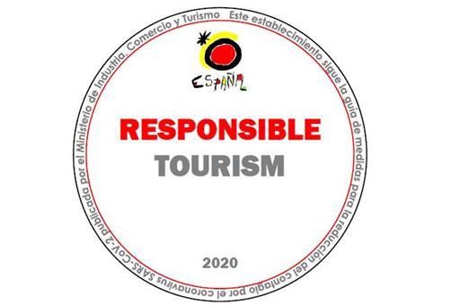 distintivo responsible tourism