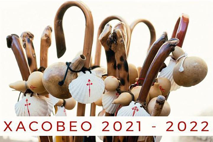 Portada del Plan Nacional Turístico Xacobeo  2021-2022