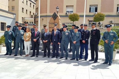 Zoido presenta el Proyecto europeo GAR-SI Sahel