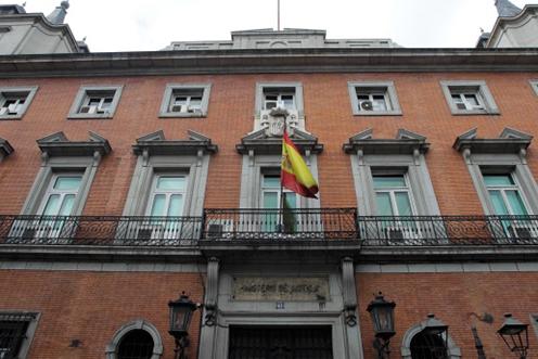 Sede del Ministerio de Justicia
