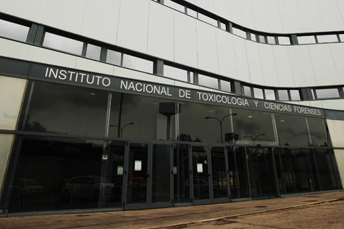 Sede del Instituto Nacional de Toxicología y Ciencias Forenses