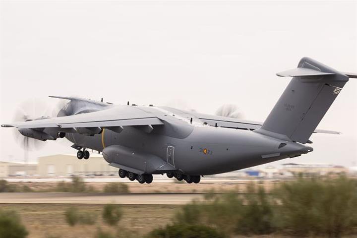 Avión A400M