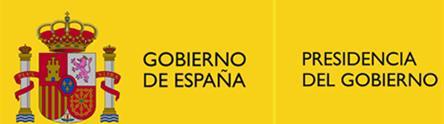 Logo Presidencia del Gobierno