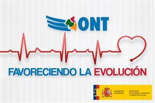 Cartel de la Organización Nacional de Transplantes, favoreciendo la evolución