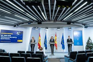 Rueda de prensa de la presentación de resultados del Estudio Nacional de sero-epidemiología ENE-COVID