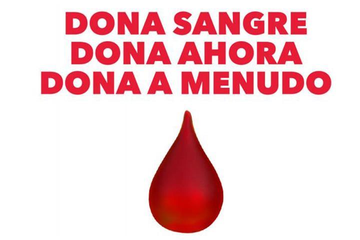 OMS - Dona sangre, dona ahora, dona a menudo