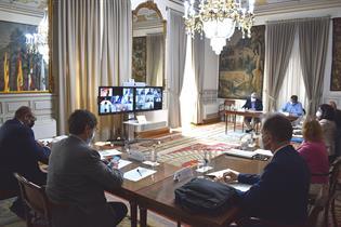 Reunión de Mesa General de Negociación de las Administraciones Públicas
