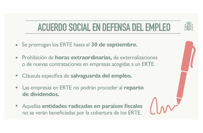 Acuerdo Social en Defensa del Empleo