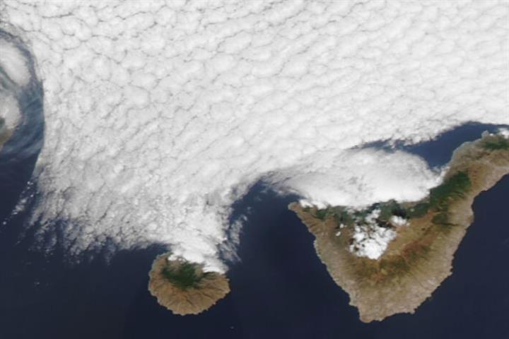 Transición ecológica ofrece desde hoy información en tiempo real sobre la calidad del aire en la palma