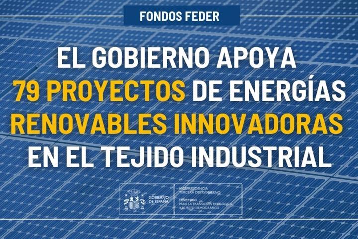 11/08/2021. Proyectos de energías renovables