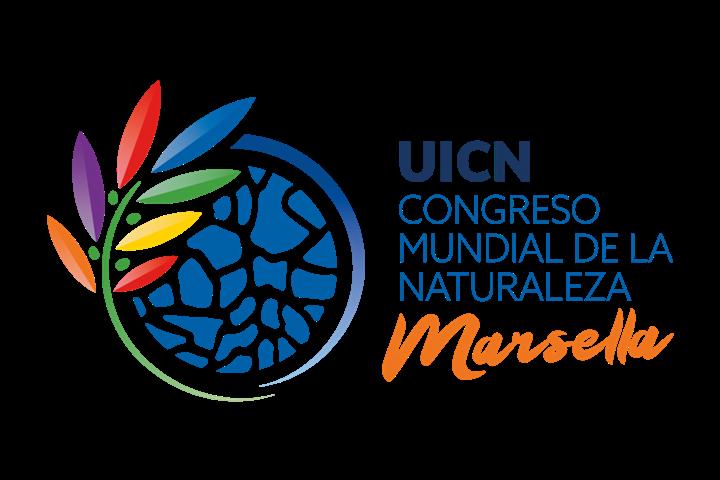 Logo del Congreso Mundial de la Unión Internacional para la Conservación de la Naturaleza (UICN)