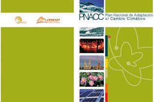 Cartel Plan Nacional de Adaptación al Cambio Climático 2021-2030