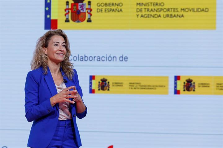 Raquel Sánchez muestra la apuesta del gobierno por una movilidad como derecho ciudadano y elemento de cohesión social